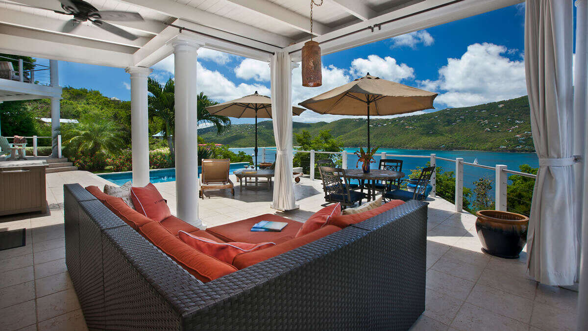 Luxury villa rentals caribbean - Usvi - St thomas - Peterborg - St Somewhere - Image 1/7