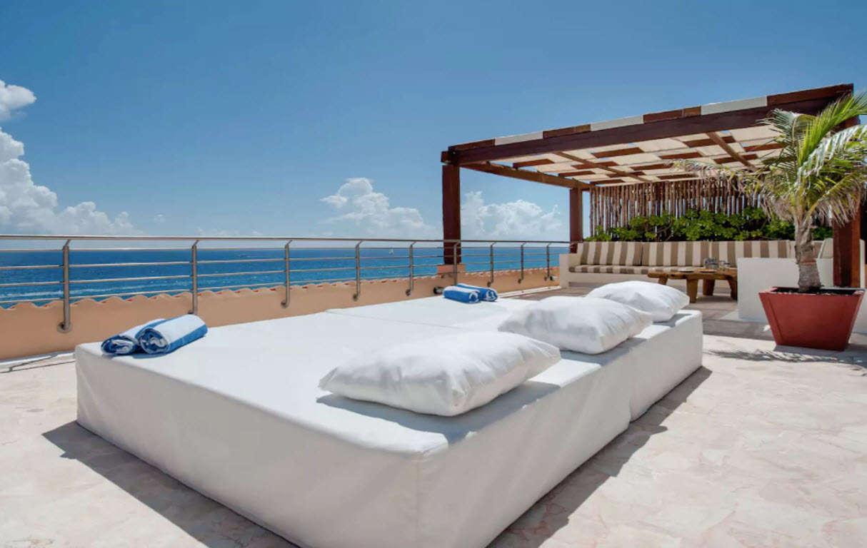 Luxury vacation rentals mexico - Riviera maya - Puerto aventuras - Al Cielo Penthouse - Image 1/12