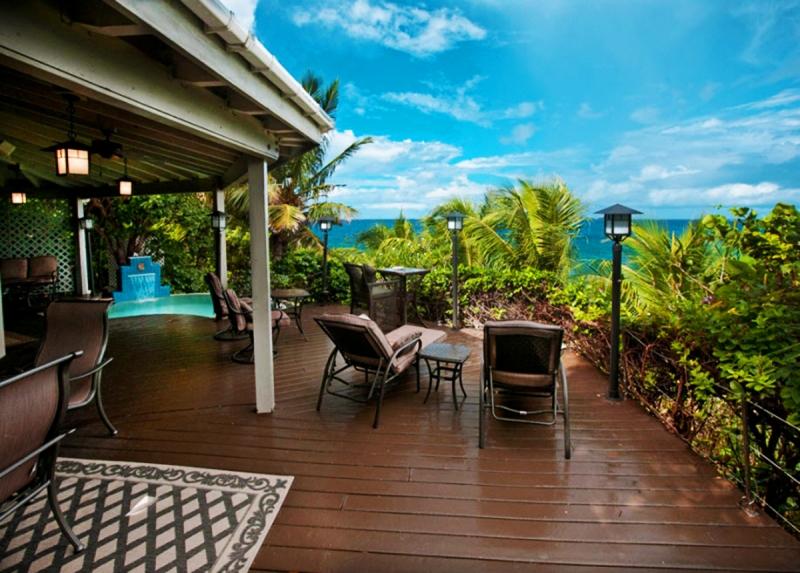 Luxury villa rentals caribbean - British virgin islands - Virgin gorda - Nail bay - Sundowner - Image 1/8
