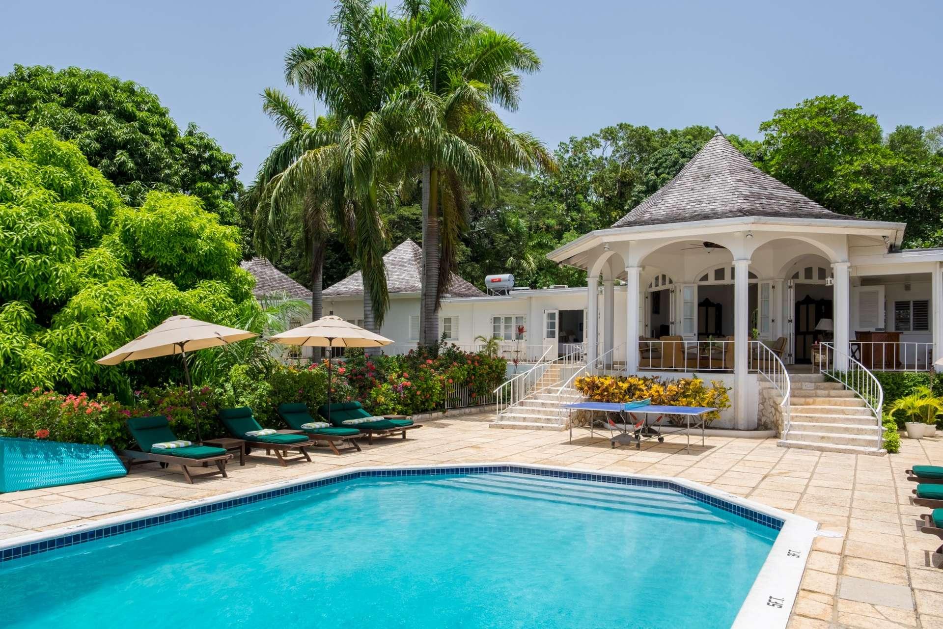 Luxury villa rentals caribbean - Jamaica - Montego bay - Nutmeg Villa - Image 1/17