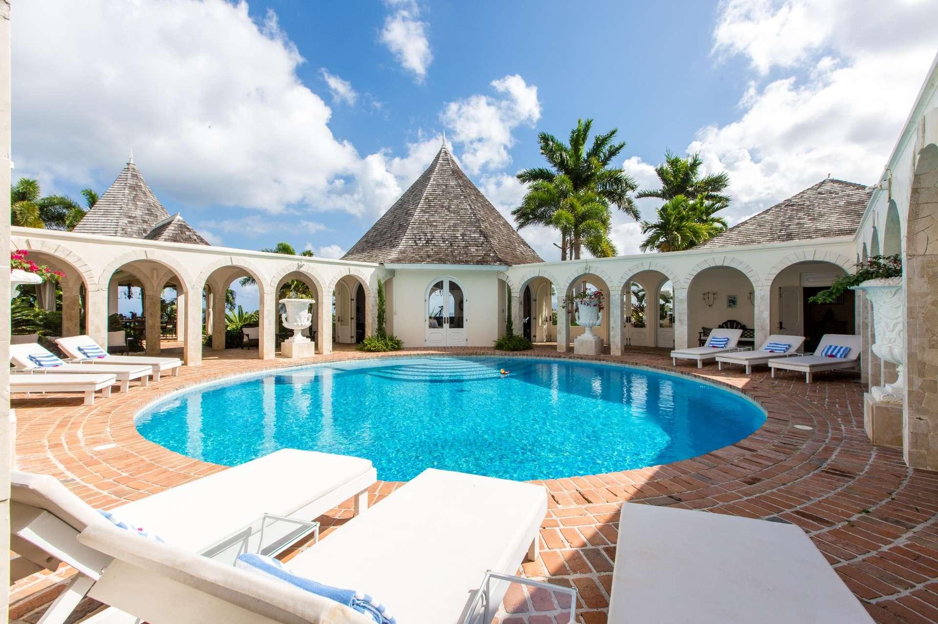 Luxury villa rentals caribbean - Jamaica - Montego bay - Bambu - Image 1/19