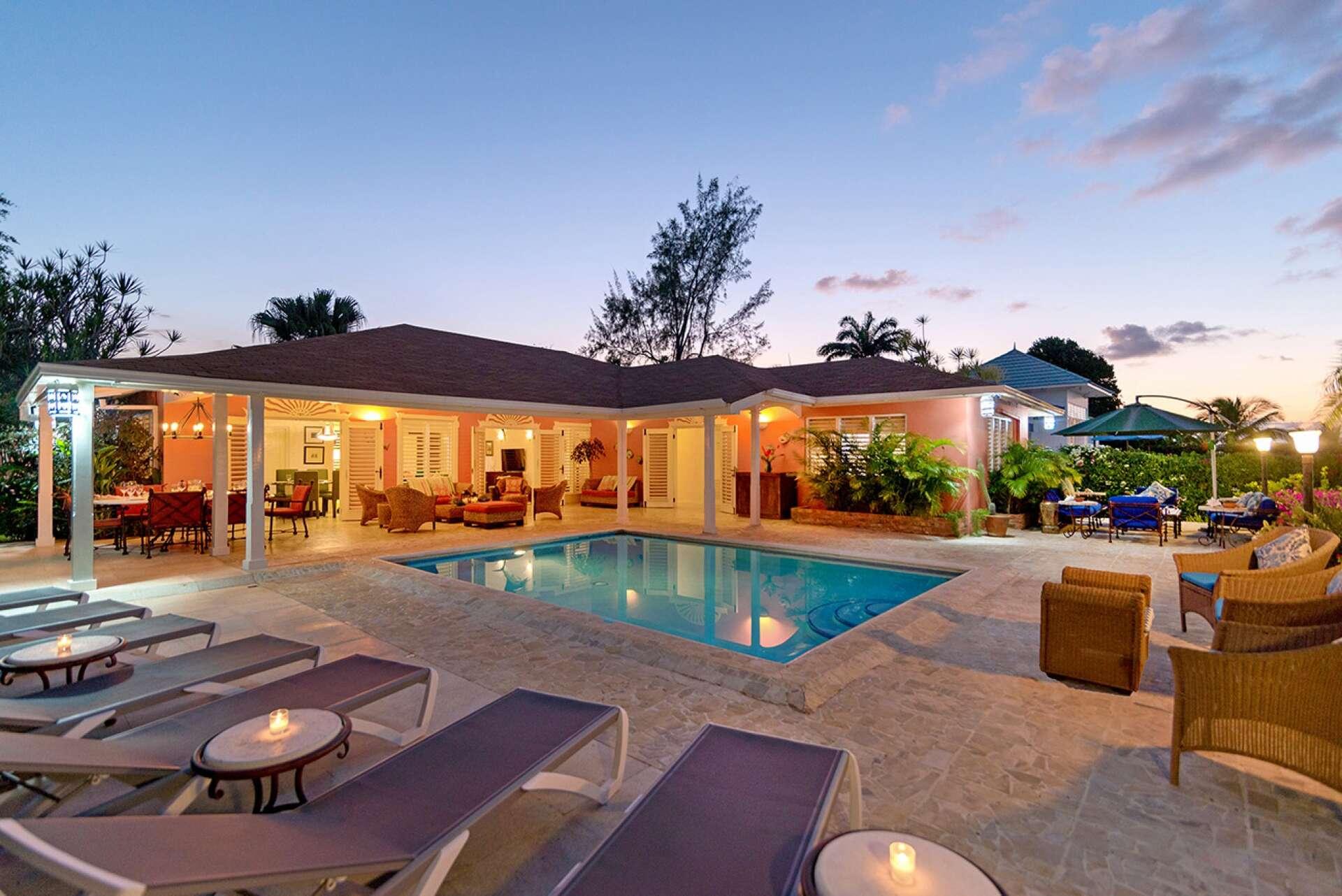 Luxury villa rentals caribbean - Jamaica - Silver sands - Summertime - Image 1/14