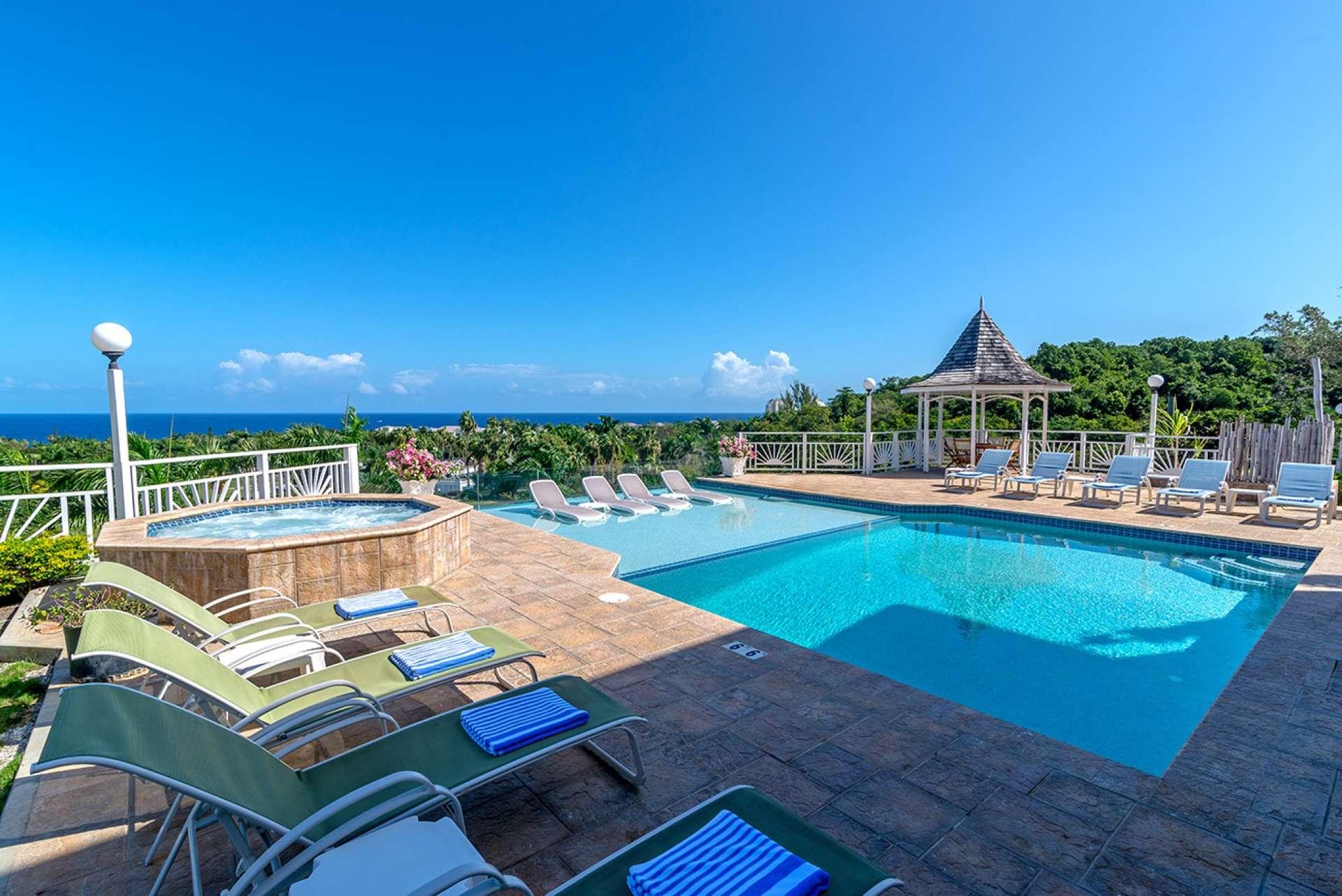 Luxury villa rentals caribbean - Jamaica - Montego bay - Fairway Manor - Image 1/25