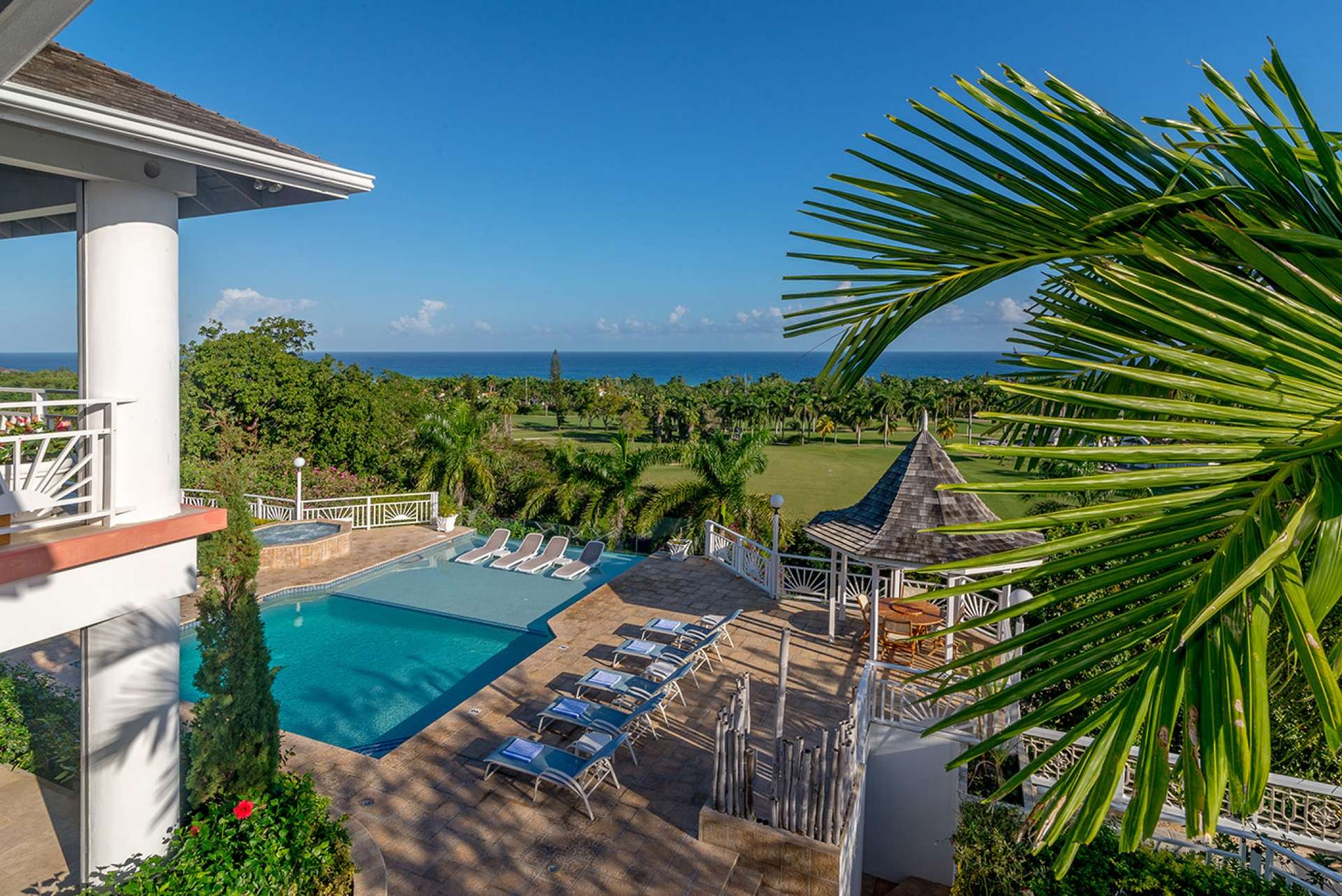 Luxury villa rentals caribbean - Jamaica - Montego bay - Fairway Manor - Image 1/26