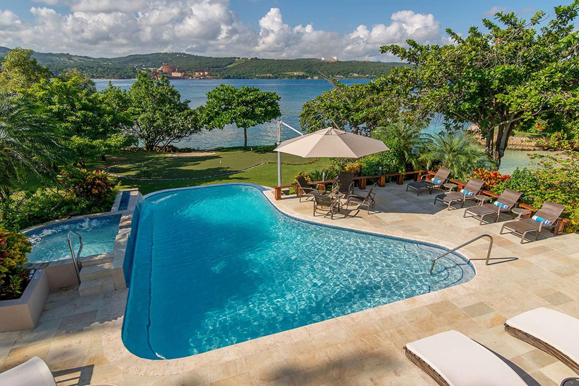Luxury villa rentals caribbean - Jamaica - Discovery bay - No location 4 - Fortlands Point - Image 1/33