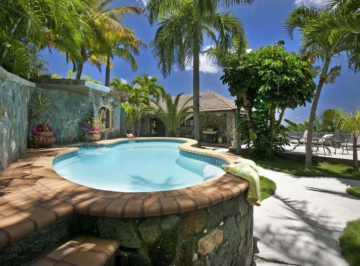 Luxury villa rentals caribbean - Usvi - St thomas - Dorothea - Rockworks - Image 1/10