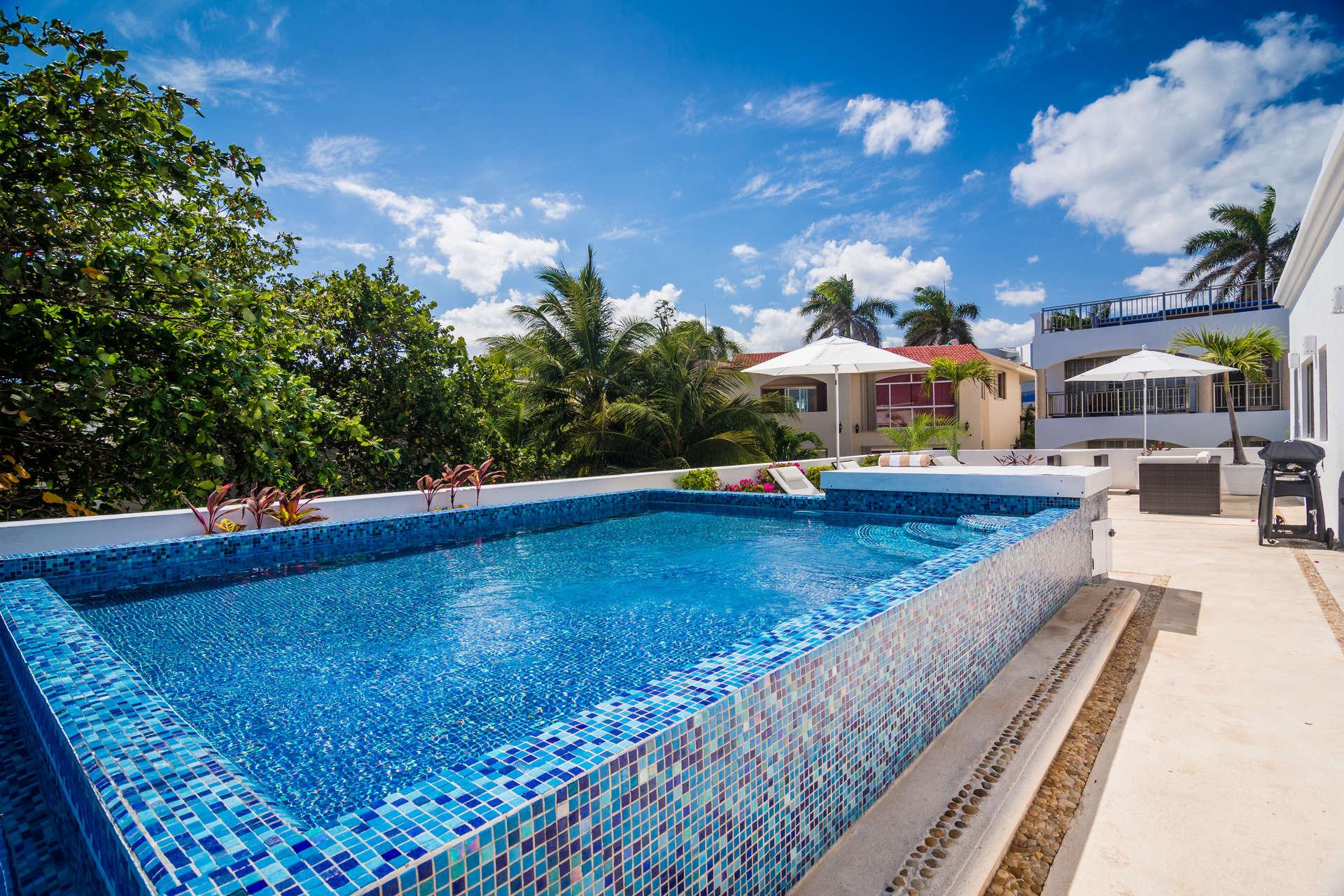 Luxury vacation rentals mexico - Riviera maya - Playa car - Vista Hermosa - Image 1/16