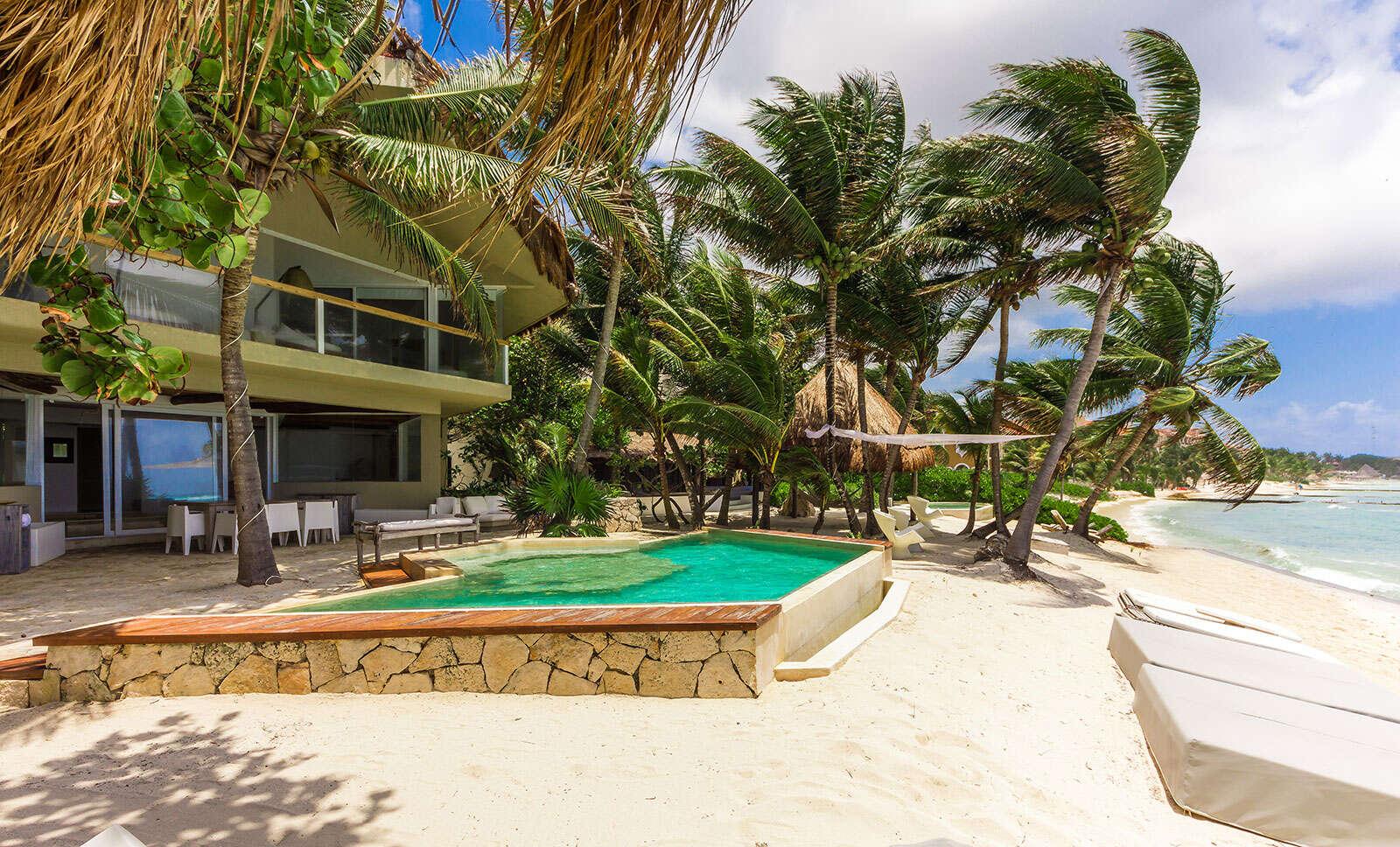 Luxury vacation rentals mexico - Riviera maya - Puerto aventuras - Zacil Na - Image 1/31