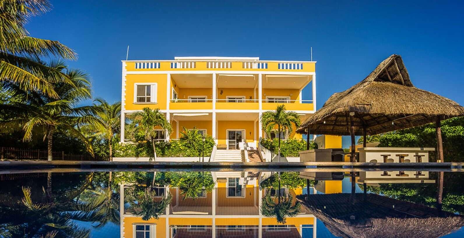 Luxury vacation rentals mexico - Riviera maya - Puerto morelos - No location 4 - Sol y Luna - Image 1/25