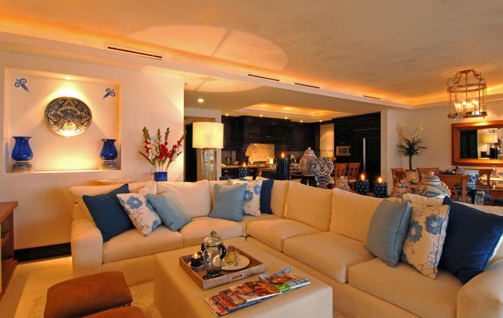 Luxury vacation rentals mexico - Punta mita - Hacienda de mita - Condo Orquidea - Image 1/18