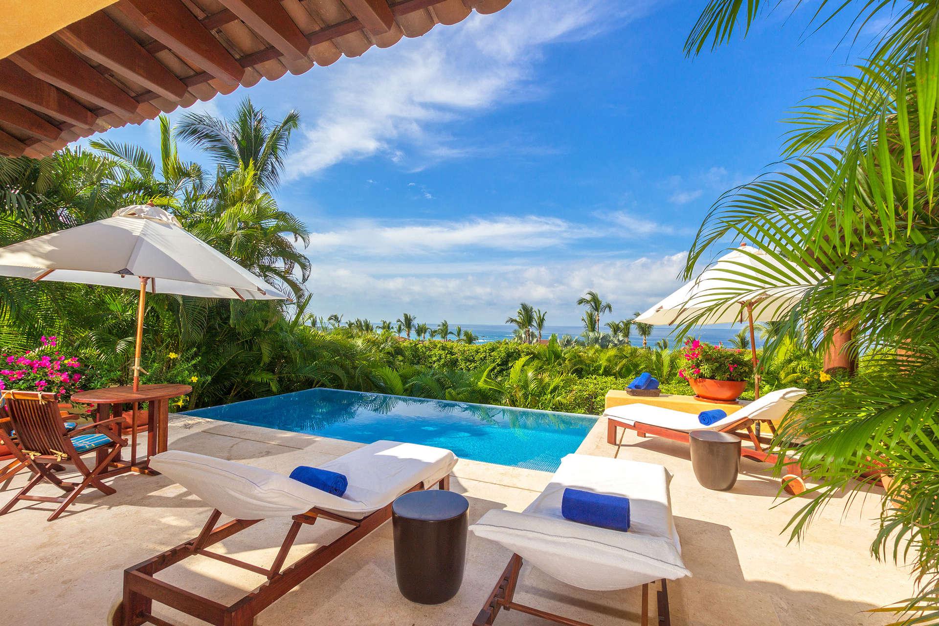 Luxury vacation rentals mexico - Punta mita - Four seasons punta mita - Villa Austral - Image 1/20
