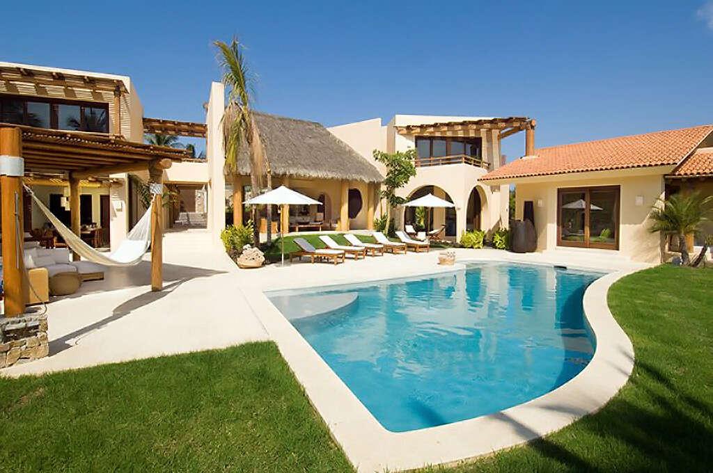 Luxury vacation rentals mexico - Punta mita - Lagos delmar - No location 4 - Villa Tierra - Image 1/10