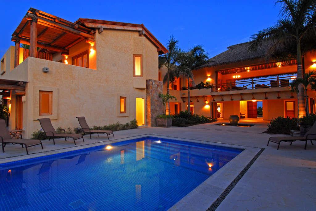 Luxury vacation rentals mexico - Punta mita - Lagos delmar - Villa Fuego - Image 1/14
