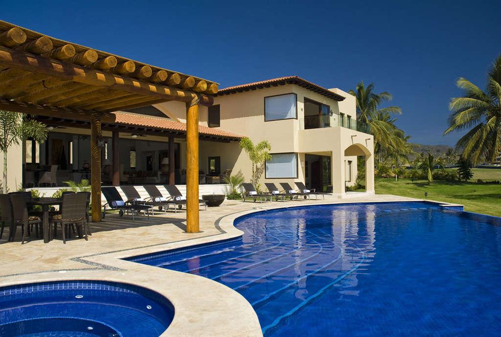 Luxury vacation rentals mexico - Punta mita - Lagos delmar - No location 4 - Piedra Villa - Image 1/12