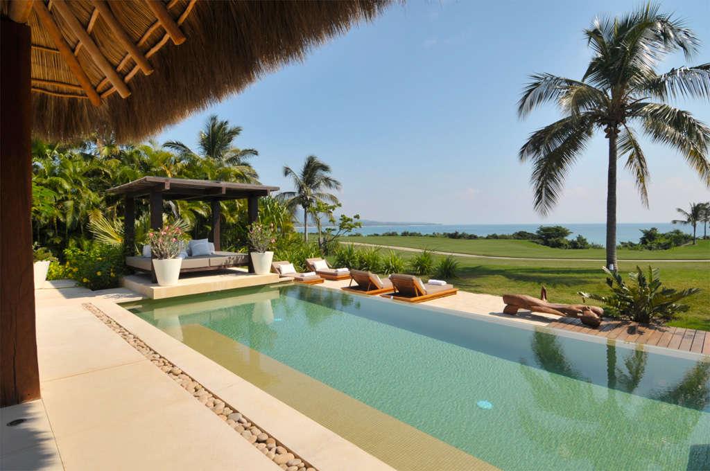 Luxury vacation rentals mexico - Punta mita - Lagos delmar - No location 4 - Villa Arena - Image 1/17
