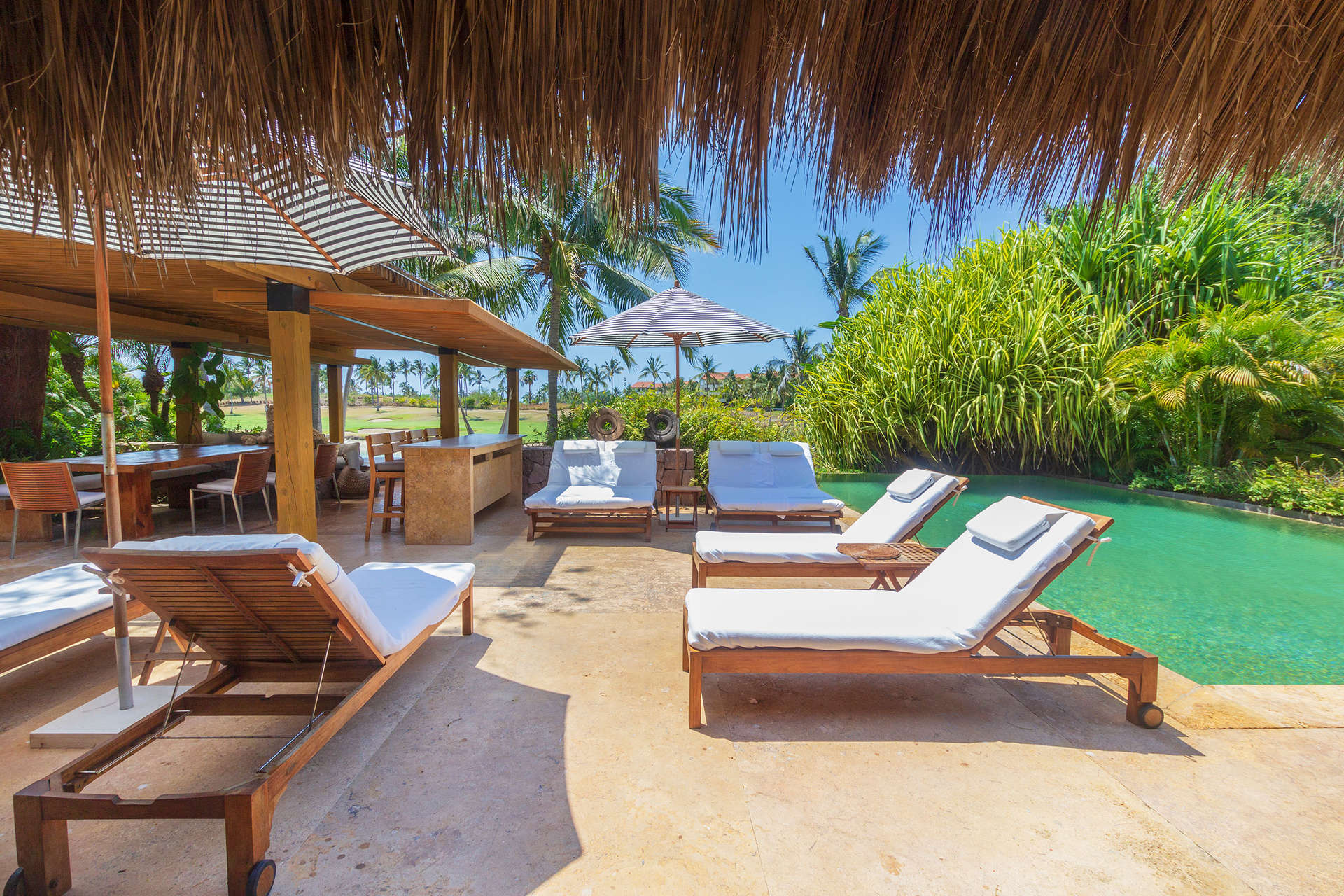 Luxury vacation rentals mexico - Punta mita - Lagos delmar - No location 4 - Villa Aire - Image 1/33