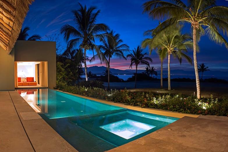 Luxury vacation rentals mexico - Punta mita - Lagos delmar - No location 4 - Villa Hielo - Image 1/8