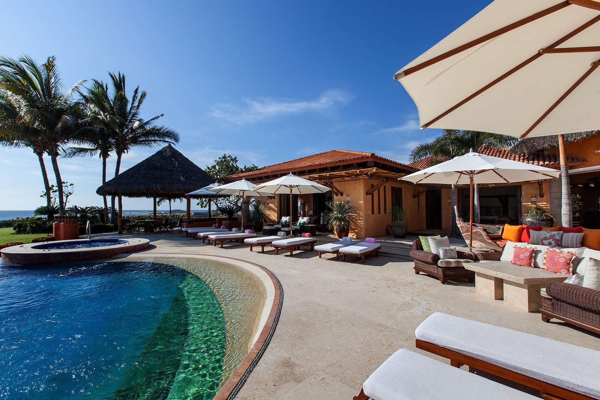Luxury vacation rentals mexico - Punta mita - La punta estates - Estate Primavera - Image 1/22