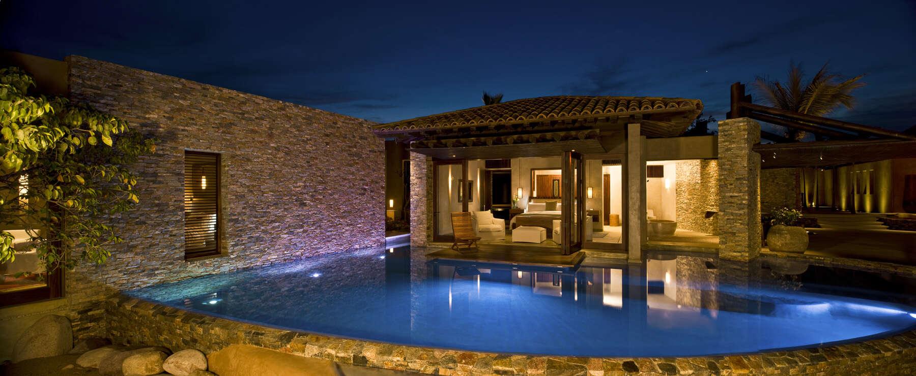 Luxury vacation rentals mexico - Punta mita - La punta estates - Casa Majani - Image 1/19