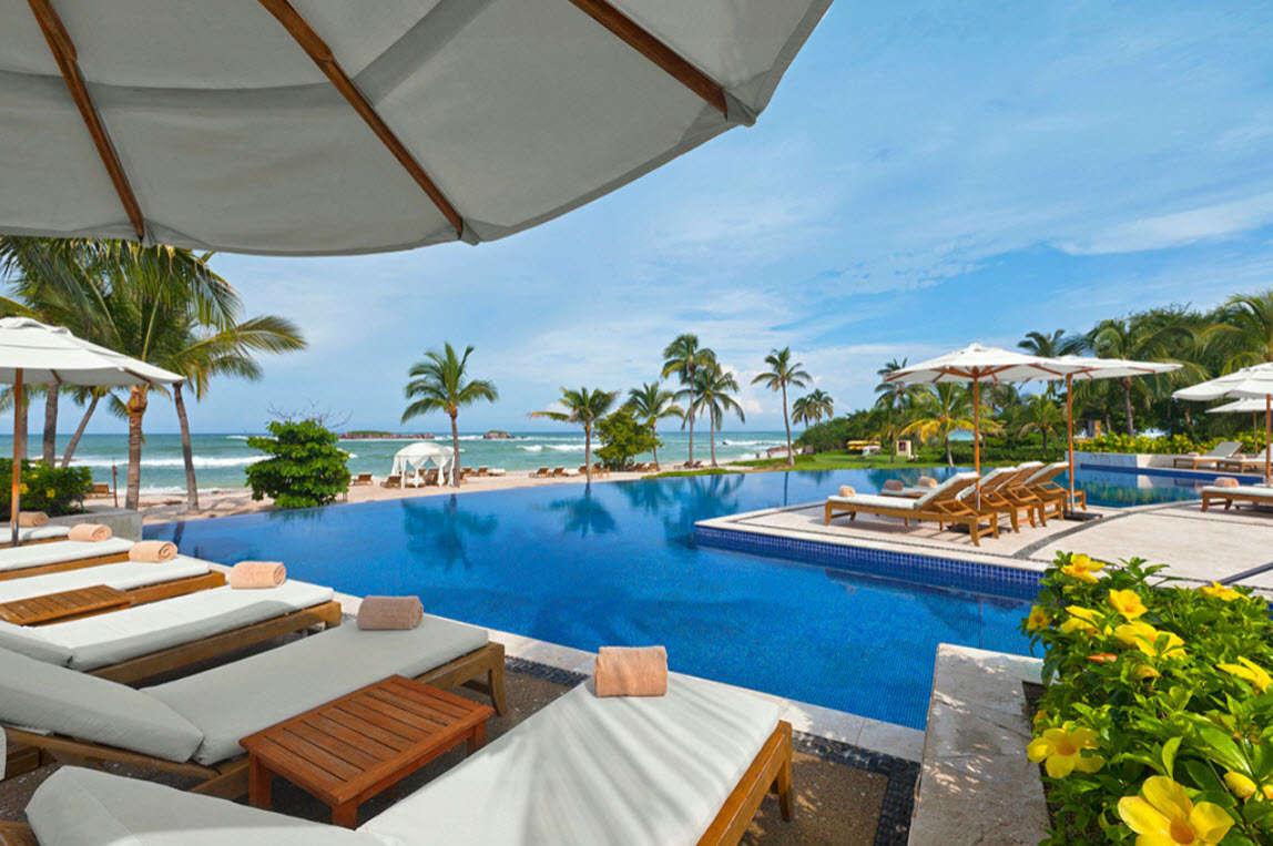 Luxury vacation rentals mexico - Punta mita - La punta estates - No location 4 - Estate Invierno - Image 1/14