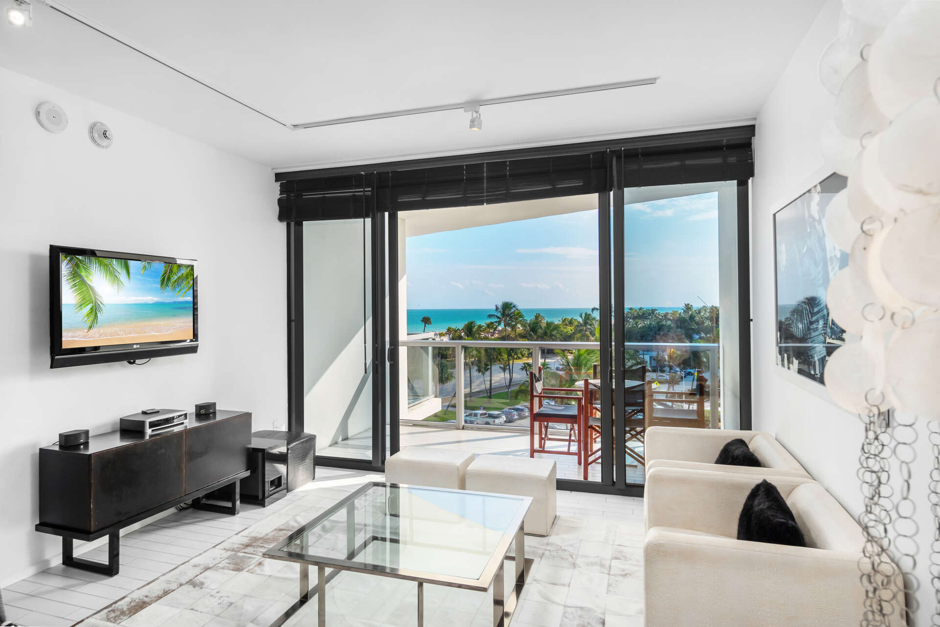 Luxury vacation rentals usa - Florida - Miami beach - W hotel south beach - #514 | 1 BDM with Den - Image 1/21
