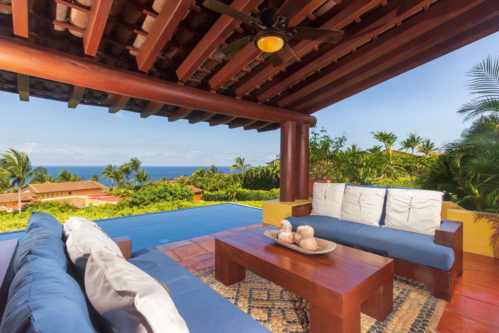 Luxury vacation rentals mexico - Punta mita - Four seasons resort punta mita - Villa Mariposa - Image 1/18