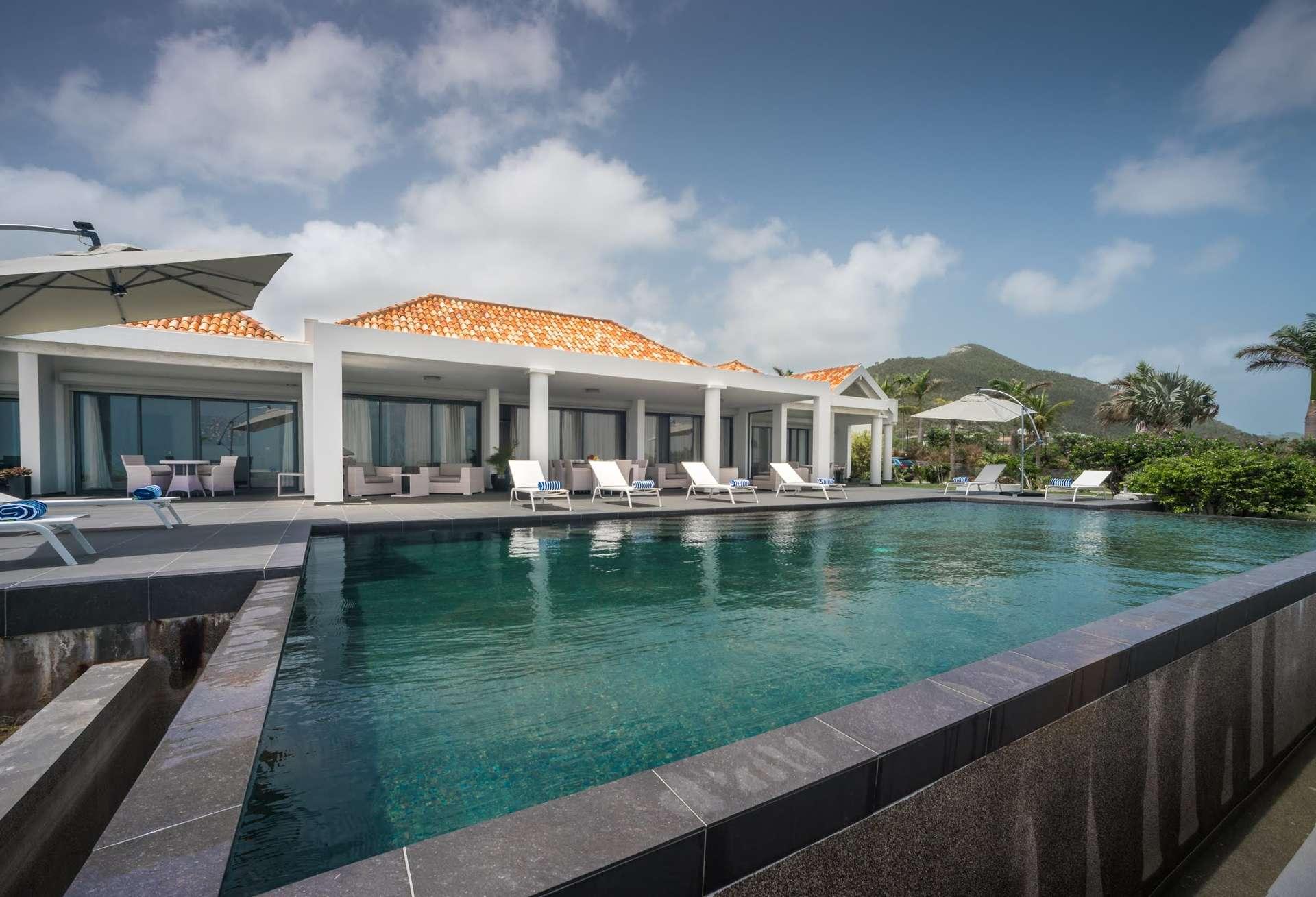 Luxury villa rentals caribbean - St martin - Saint martin french - Orient bay - Monte Verde - Image 1/20
