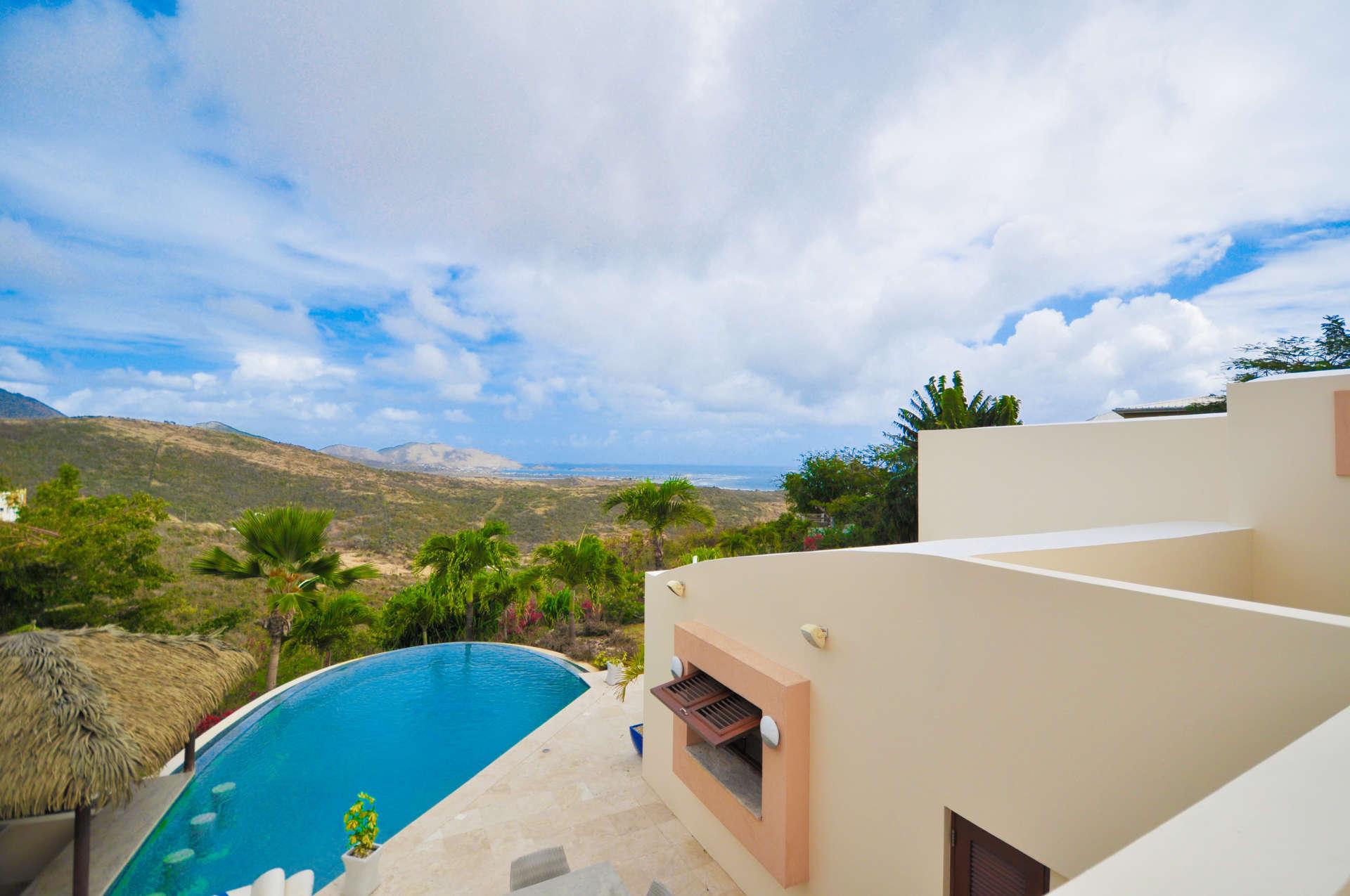 Luxury villa rentals caribbean - St martin - Sint maarten - Oyster pond - On Island Time - Image 1/12