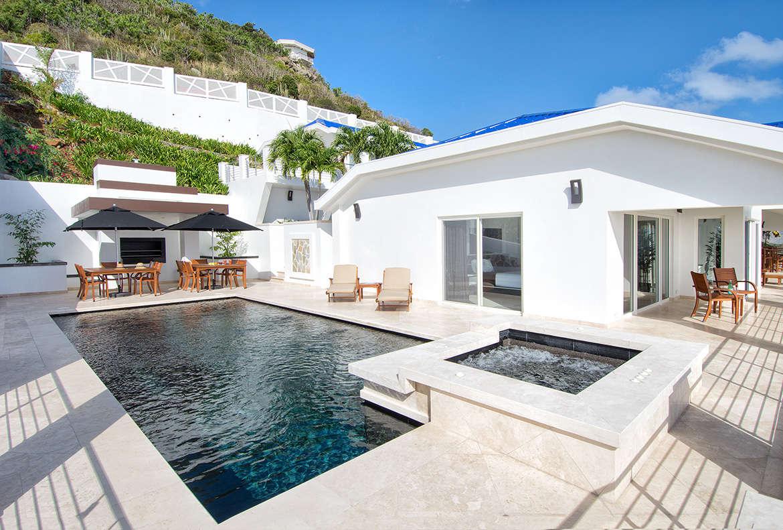 Luxury villa rentals caribbean - St martin - Sint maarten - Oyster pond - Paradiso - Image 1/24