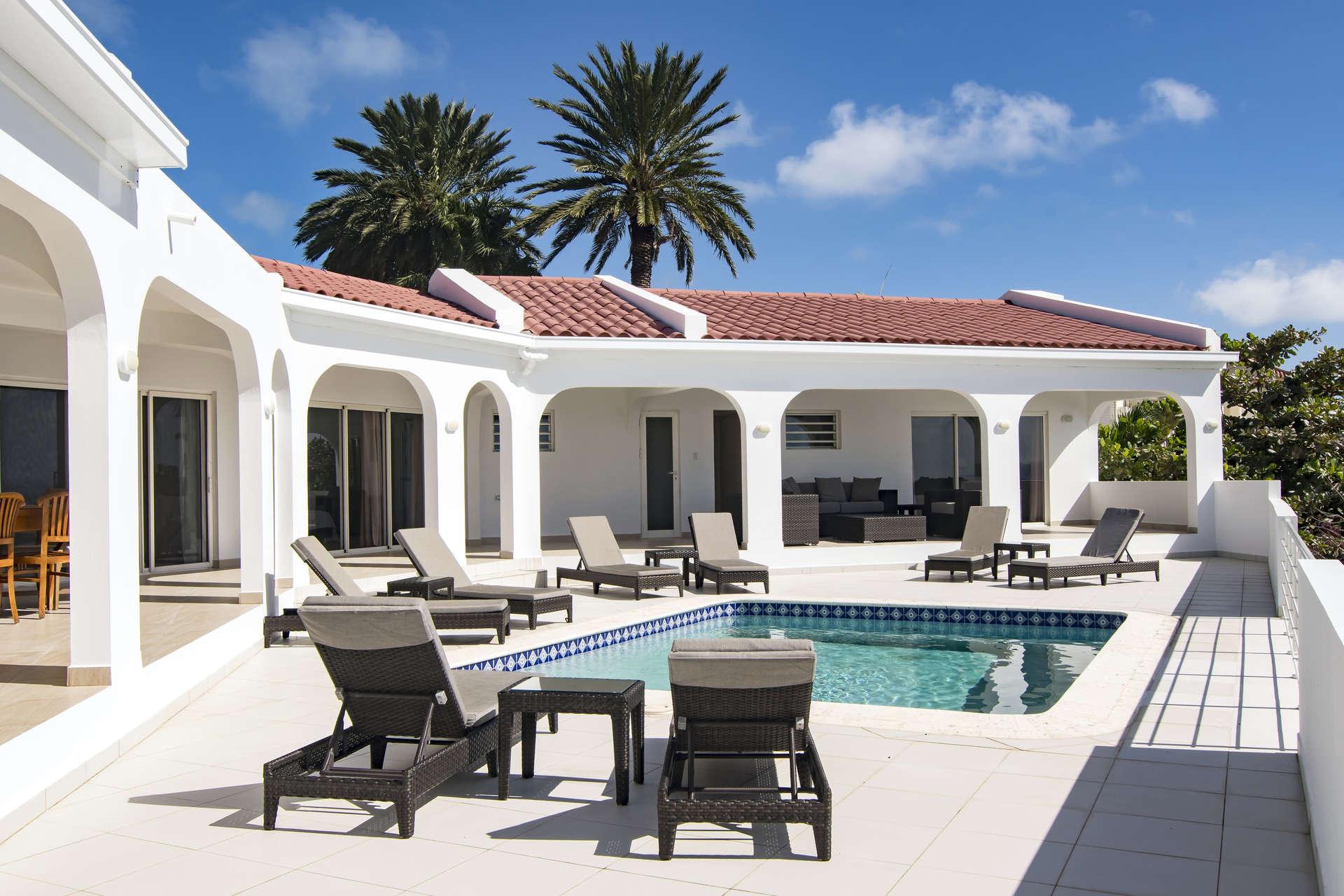 Luxury villa rentals caribbean - St martin - Sint maarten - Tamarind hill - Rising Star - Image 1/17