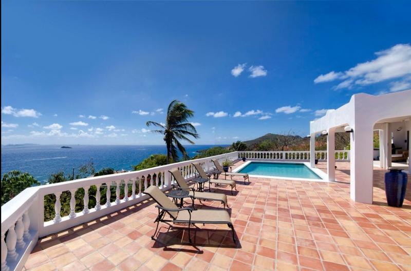 Luxury villa rentals caribbean - St martin - Sint maarten - Dawn beach - Seascapes - Image 1/12