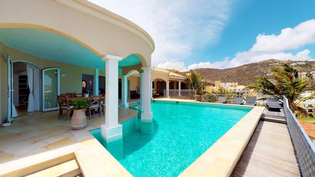 Luxury villa rentals caribbean - St martin - Sint maarten - Dawn beach - Suzanne - Image 1/27