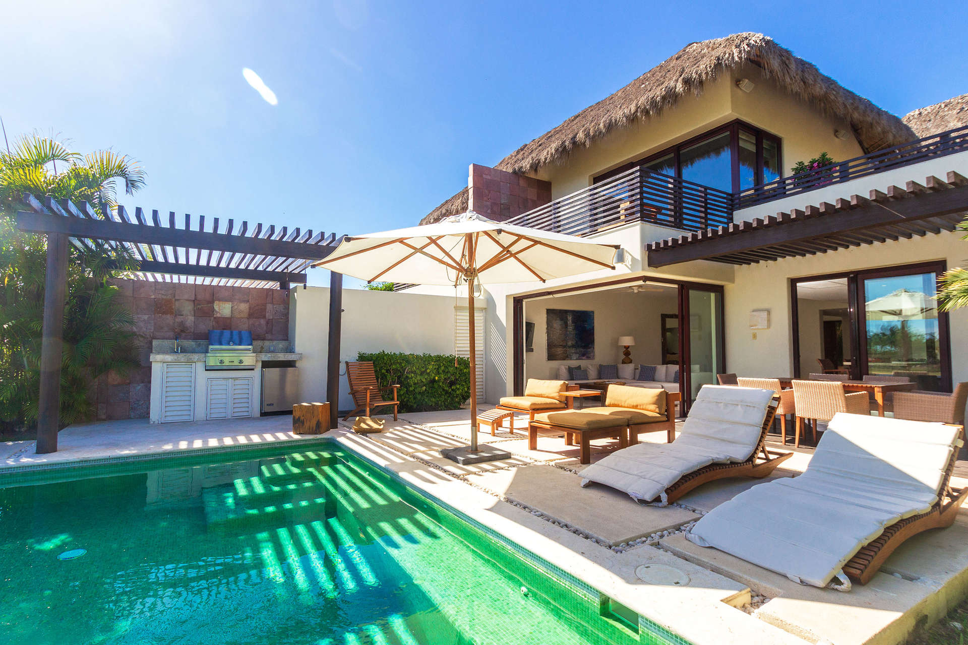 Luxury vacation rentals mexico - Punta mita - Porta fortuna - No location 4 - Villa Rubi - Image 1/18