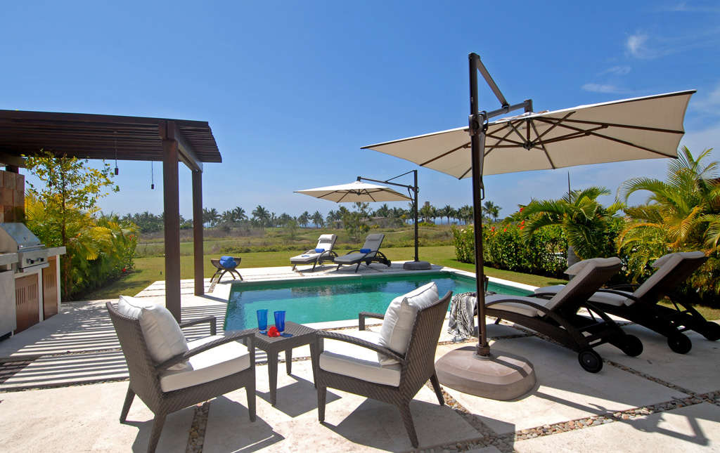 Luxury vacation rentals mexico - Punta mita - Porta fortuna - No location 4 - Villa Zafiro - Image 1/17