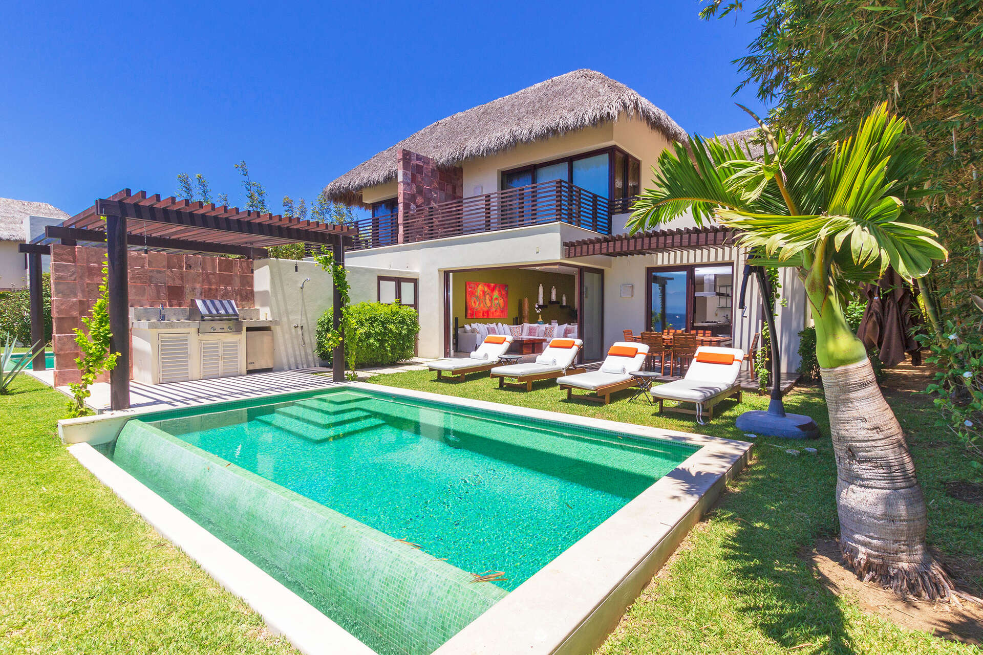 Luxury vacation rentals mexico - Punta mita - Porta fortuna - No location 4 - Turquesa - Image 1/24