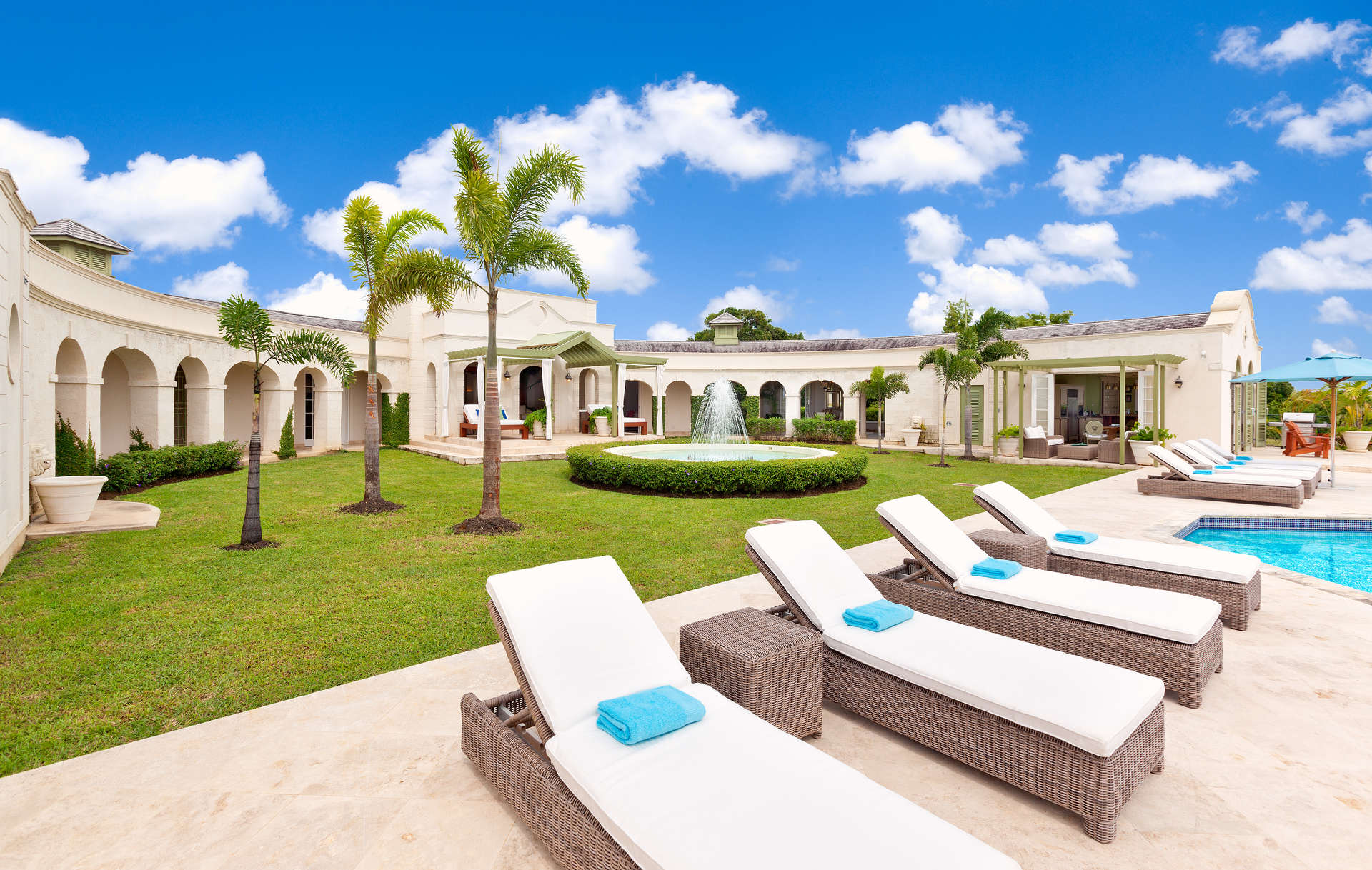 Luxury villa rentals caribbean - Barbados - St james - Weston - Marsh Mellow - Image 1/16