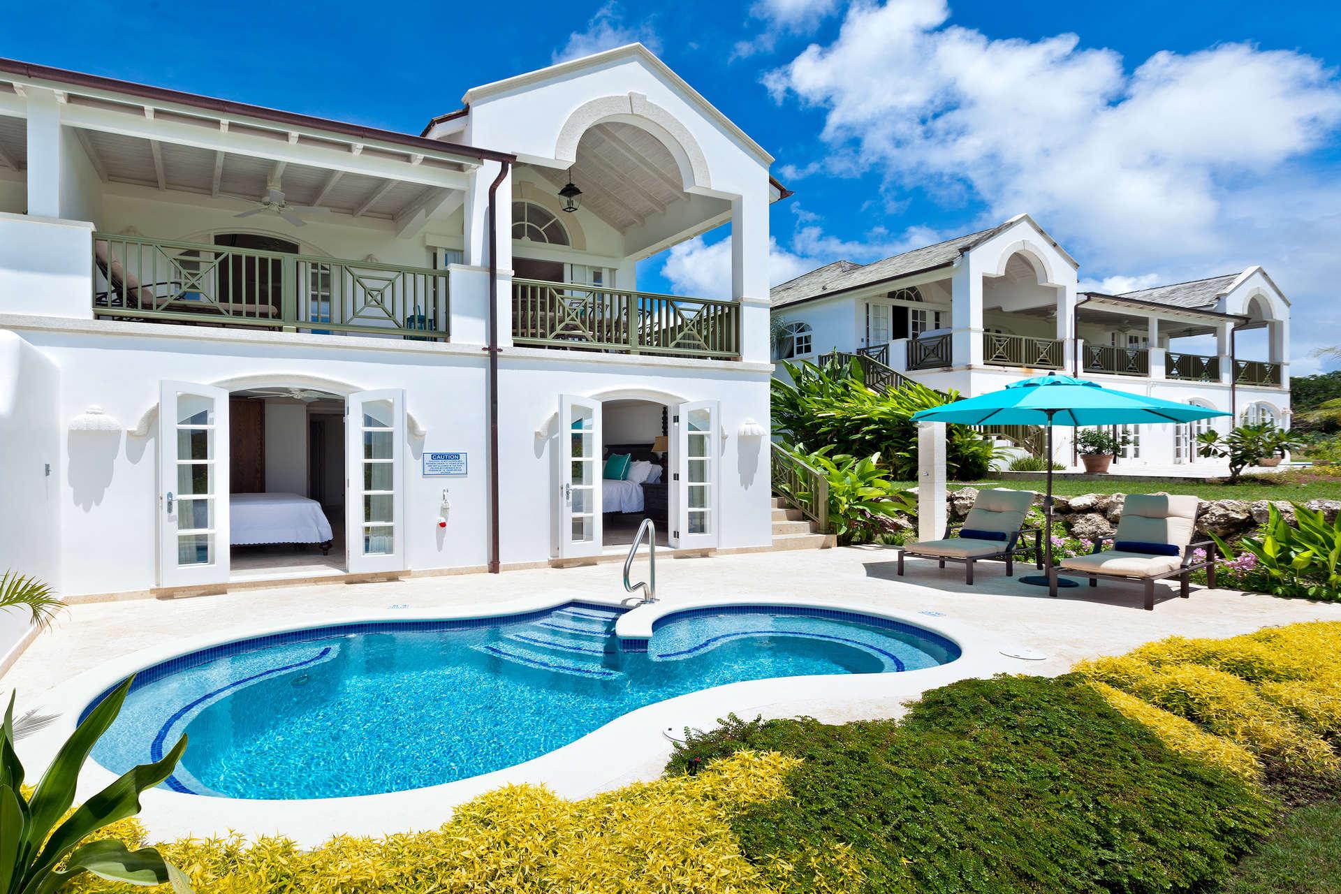 Luxury villa rentals caribbean - Barbados - St james - Royal westmoreland golf resort - Cherry Red - Image 1/12