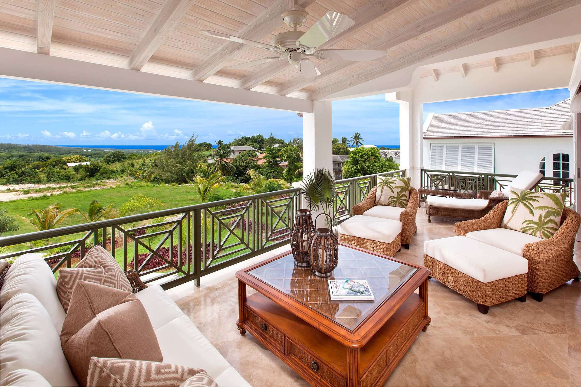 Luxury villa rentals caribbean - Barbados - St james - Royal westmoreland golf resort - Coral Blu - Image 1/12