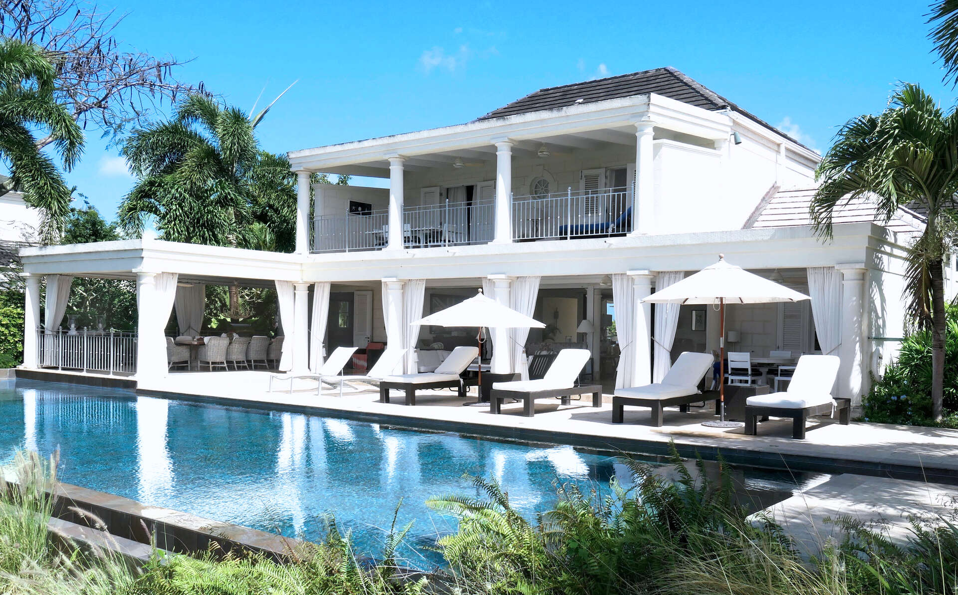 Luxury villa rentals caribbean - Barbados - St james - Royal westmoreland golf resort - Lelant - Image 1/15