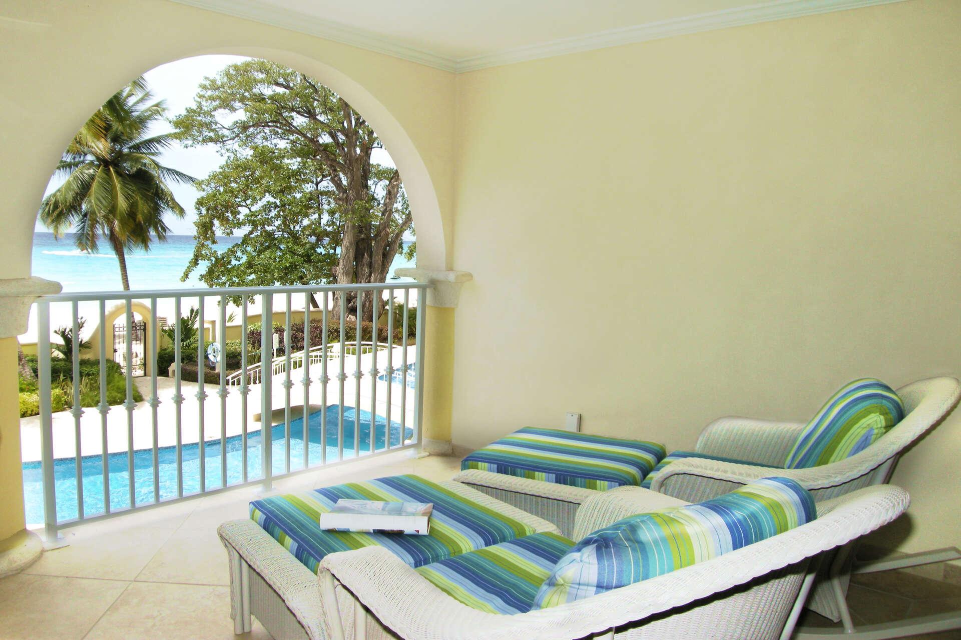 Luxury villa rentals caribbean - Barbados - Christ church - Oistins  - Sapphire Beach 114 - Image 1/11