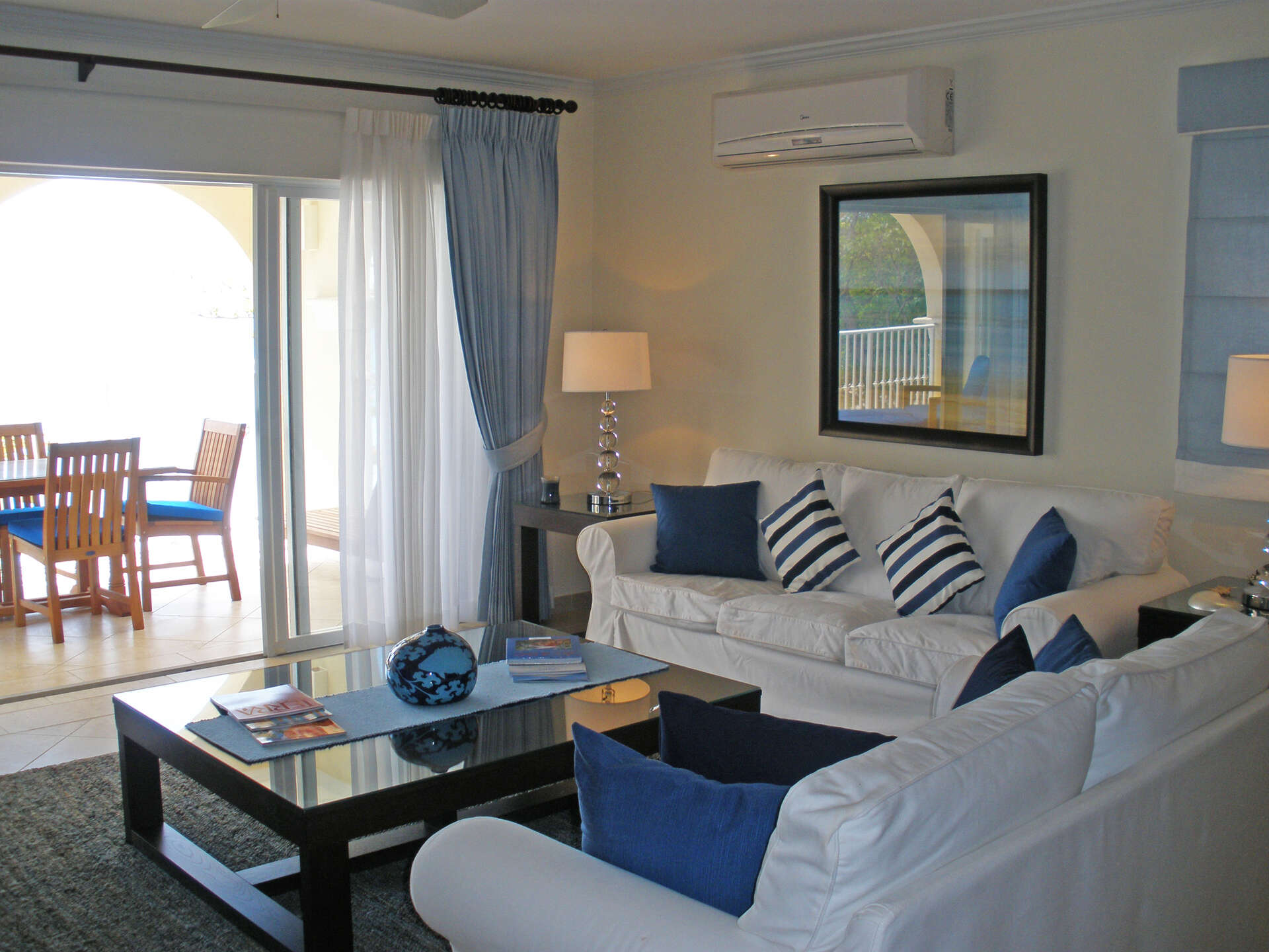 Luxury villa rentals caribbean - Barbados - Christ church - Sapphire beach condos - Sapphire Beach 201 - Image 1/12