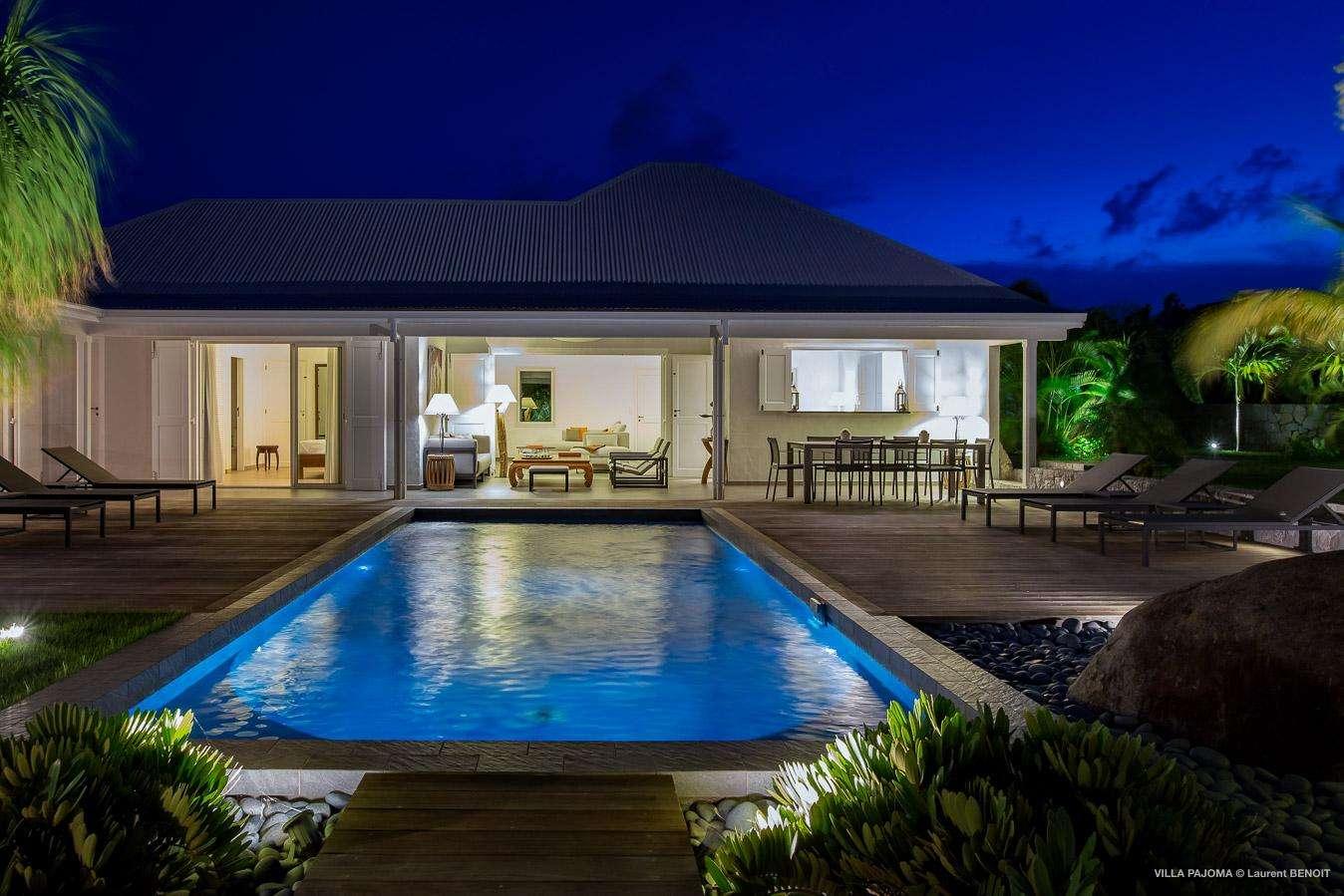 Luxury villa rentals caribbean - St barthelemy - Lurin - No location 4 - Pajoma - Image 1/63