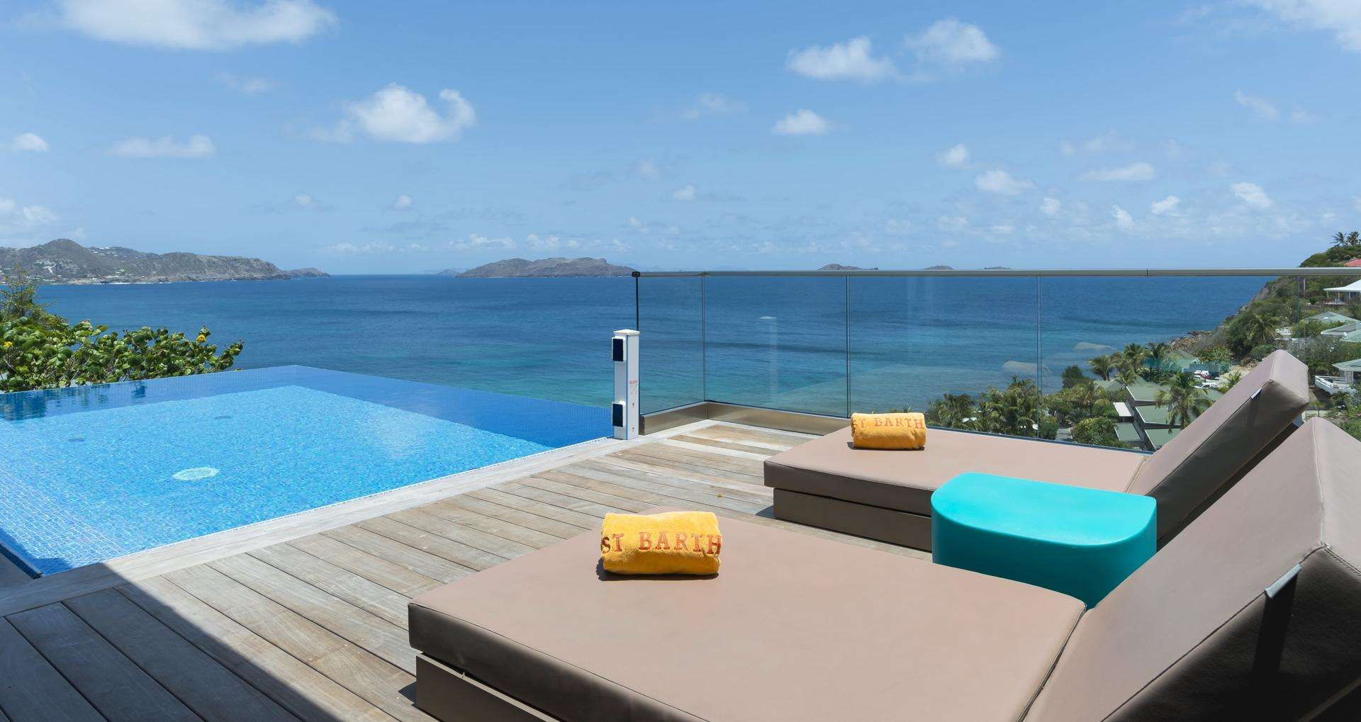 Luxury villa rentals caribbean - St barthelemy - Pointe milou - No location 4 - Upside - Image 1/29