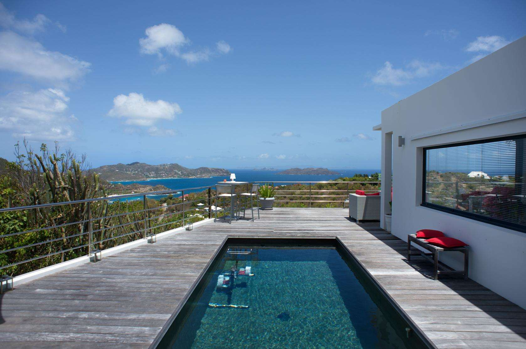 Luxury villa rentals caribbean - St barthelemy - Vitet - No location 4 - Ti Agave - Image 1/20