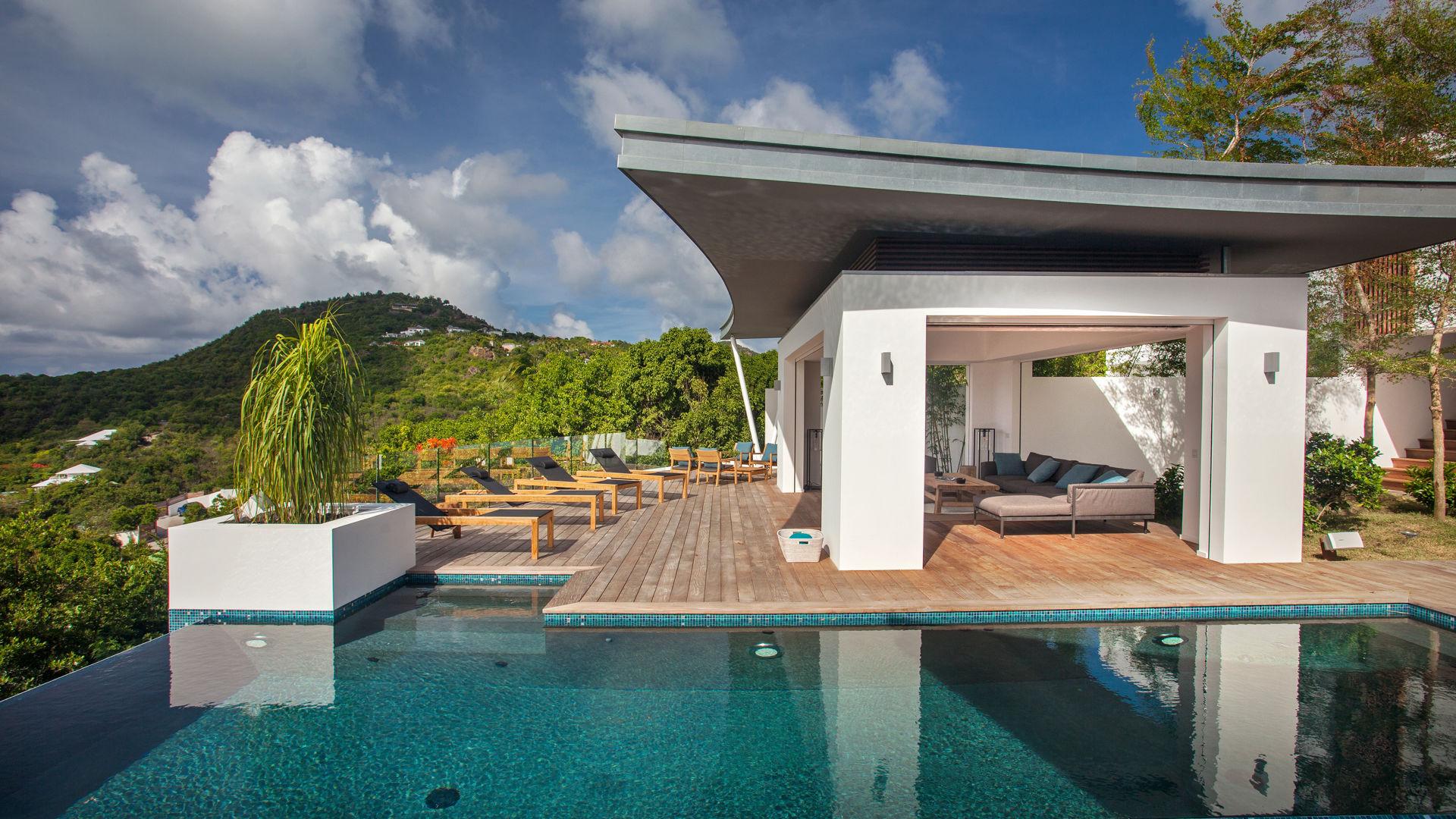 Luxury villa rentals caribbean - St barthelemy - Saint jean - No location 4 - Wings - Image 1/31