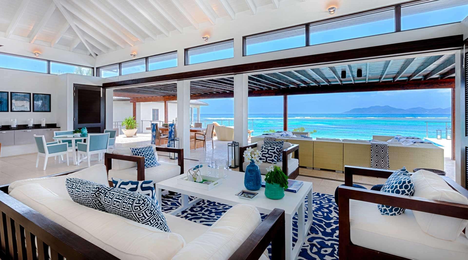 Luxury villa rentals caribbean - Anguilla - Little harbour anguilla - No location 4 - Kamique Estate | Triton - Image 1/14
