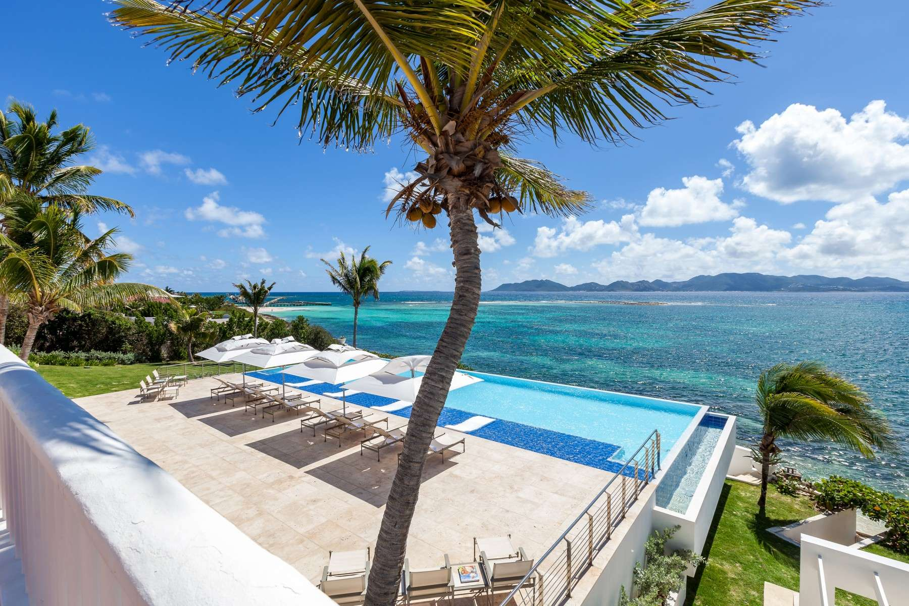 Luxury villa rentals caribbean - Anguilla - Blowing point - Paradise Estate - Image 1/17