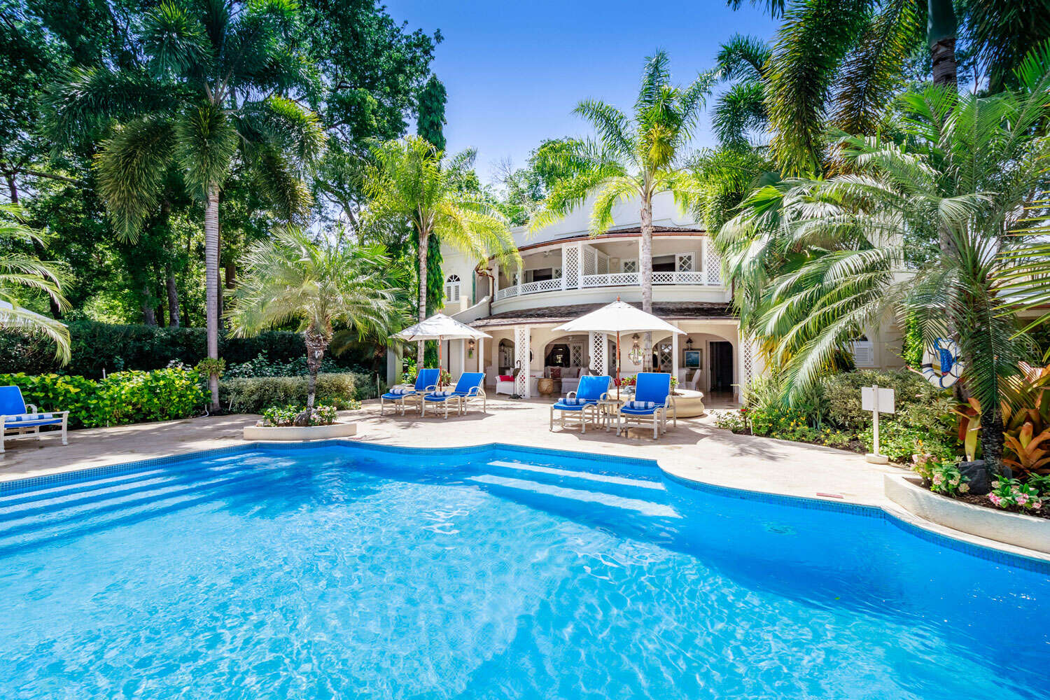 Luxury villa rentals caribbean - Barbados - St peter - Gibbes - Sandalo - Image 1/26