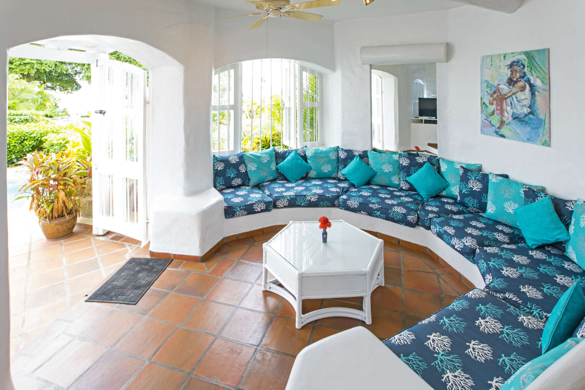 Luxury villa rentals caribbean - Barbados - St james - The garden - Merlin Bay 6 | Firefly - Image 1/10
