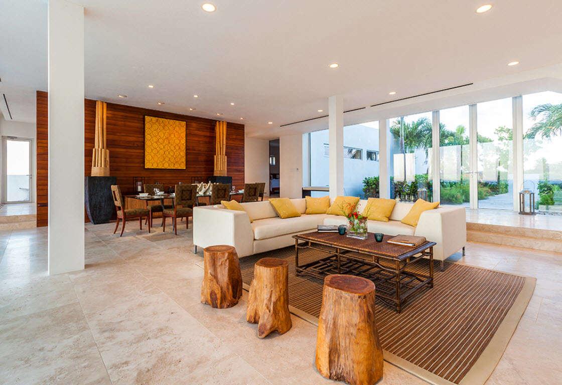 Luxury villa rentals caribbean - Anguilla - Blowing point - Beaches Edge East - Image 1/13